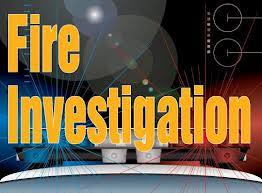 FireInvestigation