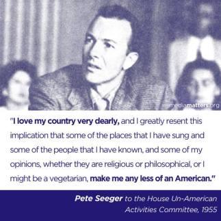 PeteSeegertotheHouseUnAmerican